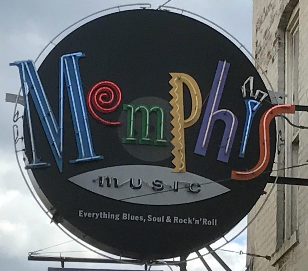 Memphsis sign
